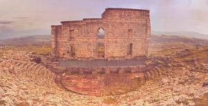 Conjunto arqueológico de Acinipo cerca de Ronda