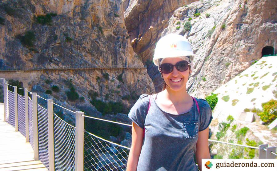 Excursion au Caminito del rey depuis Ronda