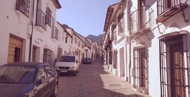 Guided tour in Grazalema from Ronda