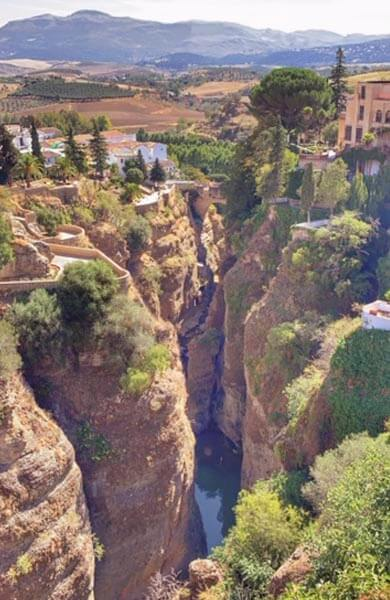 Guided tour of Ronda, Spain