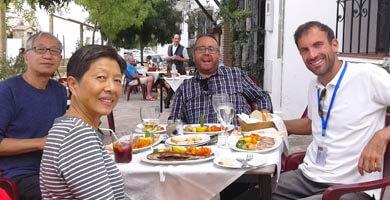 Gastronomía de los Pueblos Blancos