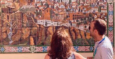 Visite privée a Ronda, Málaga