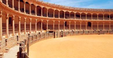 visita guiada plaza toros de Ronda