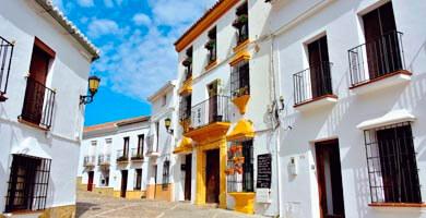 visite au quartier historique de Ronda
